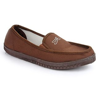 Gliders Trendy Mens Brown Casual Shoes
