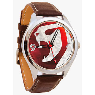 Foster's Red Background With Silver Face Designed Of Lion.-(AFW0000774)