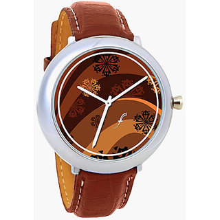 The Brown Is Brown Watch By Foster's.-(AFW0000909)