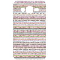 Tribal Pattern Print Back Cover Case For Samsung Galaxy Grand 2 G7106