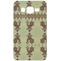 Tribal Wall Art Back Cover Case For Samsung Galaxy Grand 2 G7106