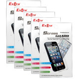 Extra Clear Screen Protector For Micromax Canvas Ego A113 (Pack Of 5)