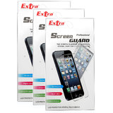 Extra Clear Screen Protector For Micromax Canvas Ego A113 (Pack Of 3)