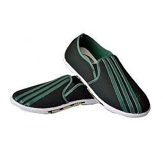 Dakon Men Shoes In Green Color, Mukeson
