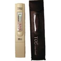 Digital TDS Meter With Temeprature And Hold Function Pocket TDS-3 Tester