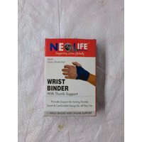 Wrist Binder Neo Life Brand New. Durable And Long Life.