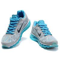 Nike Air Max Men LightGray Blue Black