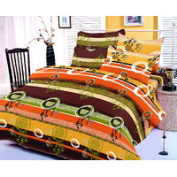 Collections Color Of Dream 100% Cotton Double Bedsheet 2