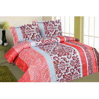 Collections Color Of Dreams 100% Cotton Double Bedsheet
