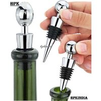 HPK STEEL HEAVY DUTY WINE BOTTLE STOPPER (code-hpk-kt002)