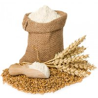 Wheat From Punjab, Flour Make In WaterMill (Himalayan Villages) 5 Kgs Pack - 6717346