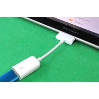 USB OTG Cable Adapter For Samsung Galaxy Tablet Tab 2 / P3100/P3110/P6200