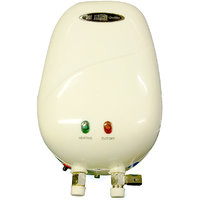 ABC Instant Water Heater / Geyser ISI 3 L + Overheat Water Temperature Safety