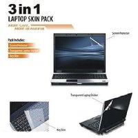 "3 IN 1 Combo- Laptop Skin + 15.6"" Laptop Screen Guard  + Keyboard Protector Deal"