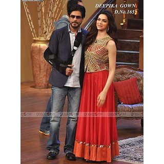 Bollywood Replica- Deepika's Anarkali In Comedy Nights With Kapil