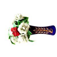 Anshul Fashion Glass Flower Vase /office Purpose Flower Vase/badroom Flower Vase - 6723238