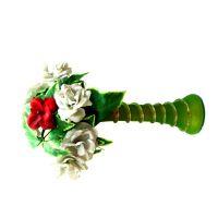 Anshul Fashion Glass Flower Vase /office Purpose Flower Vase/badroom Flower Vase - 6723370