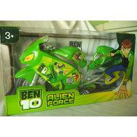 Ben 10 Resing Moto - 6729944