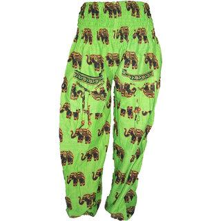 Pajama Elephant Printed