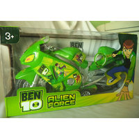 Ben 10 Resing Moto - 6737720
