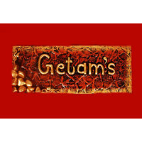 Pick Style Rectangular Name Plate With Golden Hand Writing