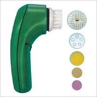 Facial Massager With Nail Grinder / Shiner & Adaptor