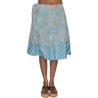 Pezzava Women's Wear Wrap Around Skirt (SKT-WKS-A0059)