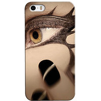 Snooky Digital Print Hard Back Case Cover For Apple Iphone 5s 5g - 6769256
