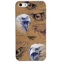 Snooky Digital Print Hard Back Case Cover For Apple Iphone 5s 5g - 6770210