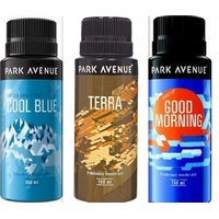 Park Avenue  Deo Spray Combo Pack - 150 Ml (3 Pc)