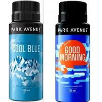 Park Avenue  Deo Spray Combo Pack  2 Pc- 150 Ml