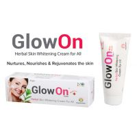 GlowOn Herbal Skin Whitening Cream With Kesar ( 2 Tubes)