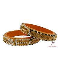 Bangle - New Year Celebration With Traditional Designer Jaipur Lac Bangle