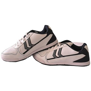 Xpert Men Shoes In White-blue Color, Ranger1
