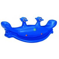 Cute Crab Seesaw - Red,Yellow, Blue, Green Kid's Toy