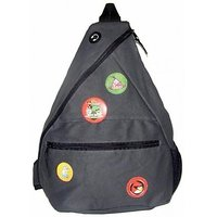 Essfil Angry Bird Space Tuition Bag (Grey)