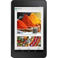 Dell Venue 7 Cellular 16 GB Tablet (Black)