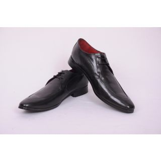Men'S Patent Leather Formal Shoes Black