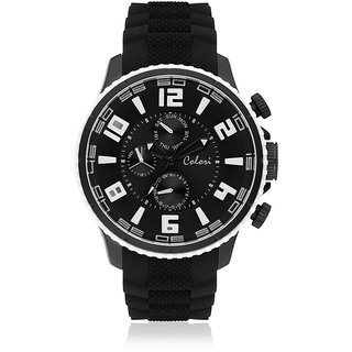 Colori 3D Color Men's Watch - 5-COL286