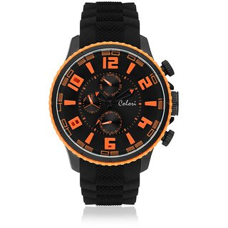 Colori 3D Color Men's Watch - 5-COL287