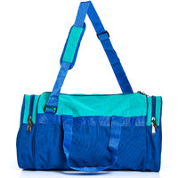 BagsRUs - Drum Bag  / Duffle Bag / Sports Bag  / Gym SackBag - Blue Color
