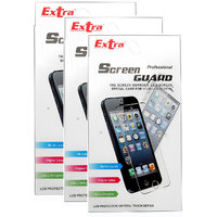 Extra Clear Screen Protector For Samsung Champ Neo Duos S3262 (Pack Of 3)