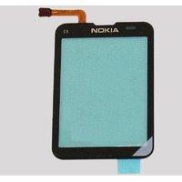 Original Touch Screen Digitizer Glass For Nokia C3-01 C301  Black