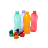 Tupperware Fliptop Bottles - 750 Ml - Set Of 4