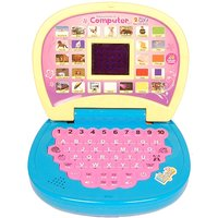 Kids English Learner Laptop With LCD Display