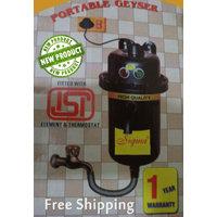 Sigma Geyser - Water Heater [CLONE]