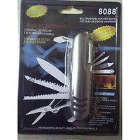 Cm Treder 14 In1 Multy Utility Army Knife Swiss Tools