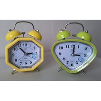 Table Alarm Clock With Bell & Light - (2829 2836)