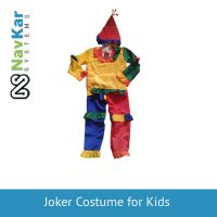 Joker Costume For Kids Very Popular In Fancy Dress