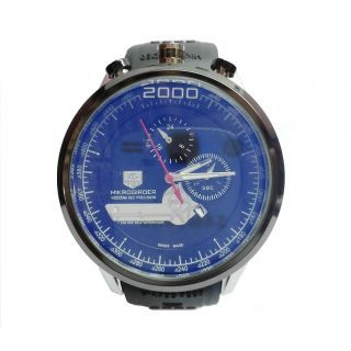 T  Mikrogirder 2000 Silver Black Watch For Mens Replica